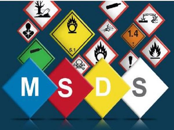 MSDS / 标签审核