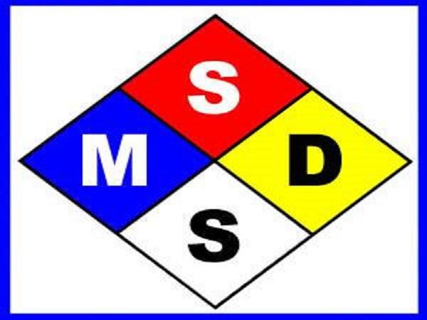 MSDS/标签编制
